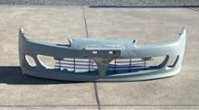 シルビア日産(純正) V-Turismo フロントエアロバンパーの単体画像