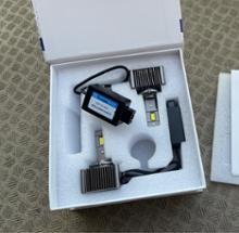 マスタング クーペXENPLUS D3Sヘッドライト新型LEDの単体画像