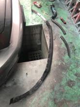 マスタング クーペROUSH Front chin splitter Kitの全体画像