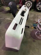 セドリックワゴンピコレーシング 3000用フロントバンパースポイラーの単体画像