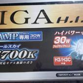CAR MATE / カーメイト GIGA パーフェクトスカイ 6000K H3/3C 30Wキット / GFK360