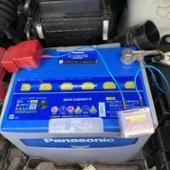 Panasonic Blue Battery caos N-100D23L/C7
