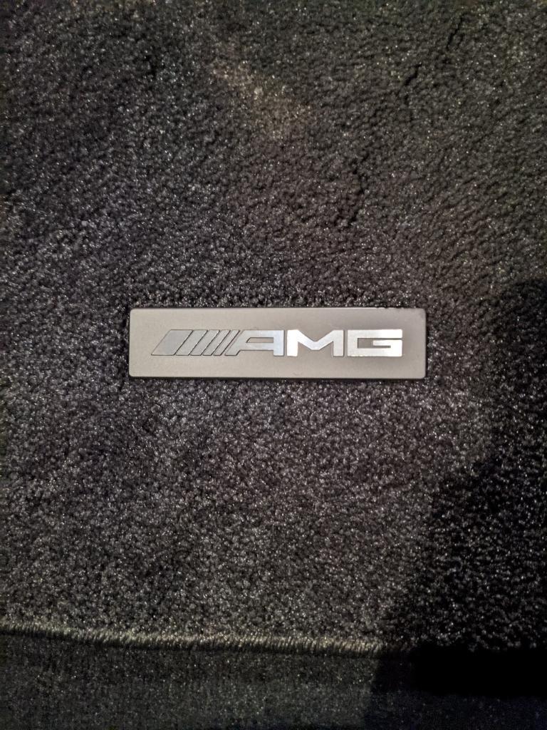 AMG フロアマット