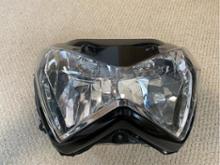 Z250カワサキ(純正) Z250用ヘッドライトの単体画像
