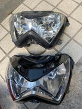 Z250カワサキ(純正) Z250用ヘッドライトの全体画像