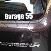 Garage55 Garage55ステッカーとRECステッカー