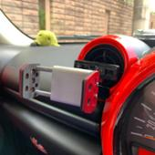 ZOOM ENGINEERING スマートフォン ホルダー (車載ホルダー)