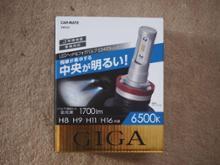 ラッシュCAR MATE / カーメイト GIGA E3400 6500K BW543の単体画像