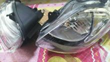 スカイウェイブ400トクトヨ 純正タイプヘッドライトの全体画像
