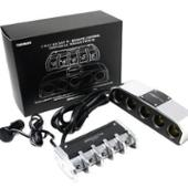 CAR MATE / カーメイト ZERO STYLE 5連リモコンソケット / ZS107