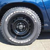 TOYO TIRES OPEN COUNTRY R/T