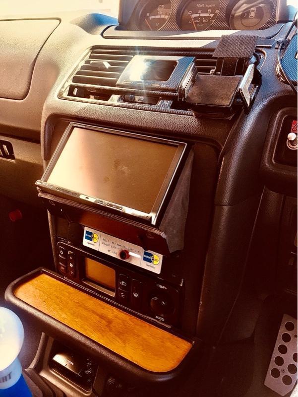 PIONEER / carrozzeria DIY 地図更新済 入れ替え