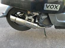 VOX (ボックス)浅倉商事 RJタイプマフラー RSタイプの単体画像