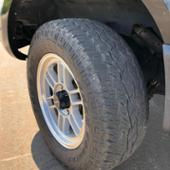 TOYO TIRES OPEN COUNTRY A/T サイズ不明