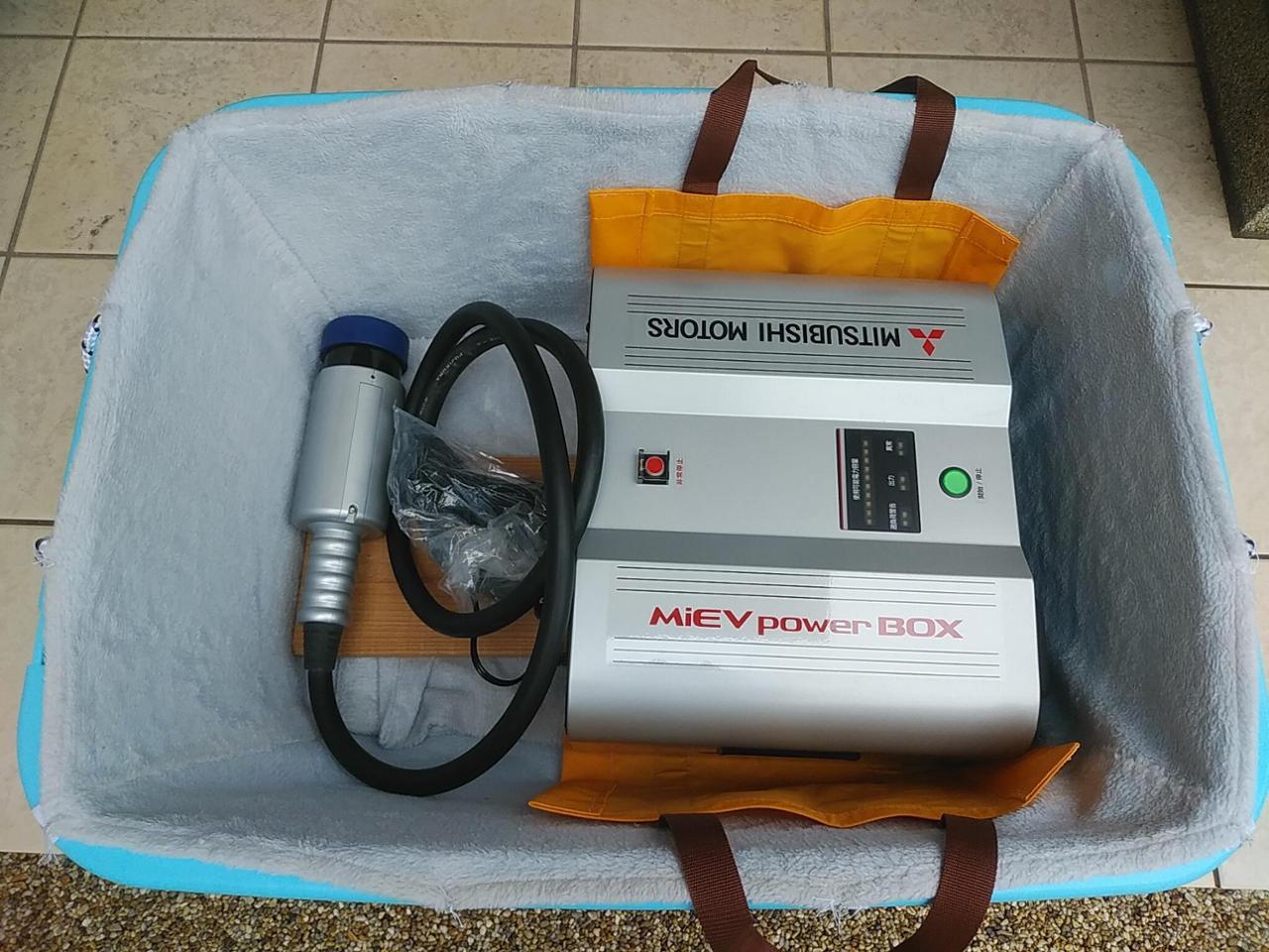 三菱自動車(純正) MiEV power BOX