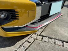 ミラージュ三菱自動車(純正) フロントエアダムの単体画像