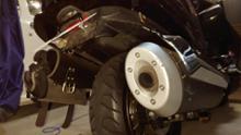 スカイウェイブ250 タイプMSUZUKI SPORT Racing 純正の単体画像