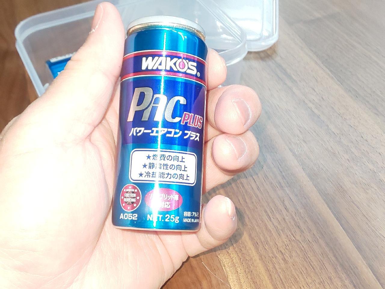 WAKO'S パワーエアコン プラスa052
