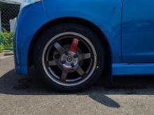 RAYS VOLK RACING TE37 Sonic