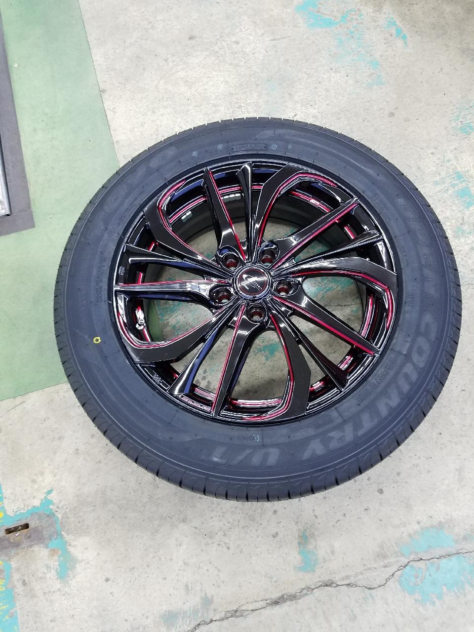 TOYO TIRES OPEN COUNTRY U/T 225/60R18