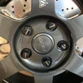 RAYS ボルクレーシング用センターキャップ Aフラットタイプ