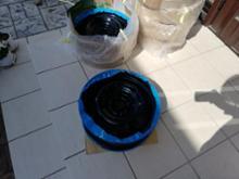 スペーシアハイブリッドトヨタ(純正) スチールホイールの単体画像