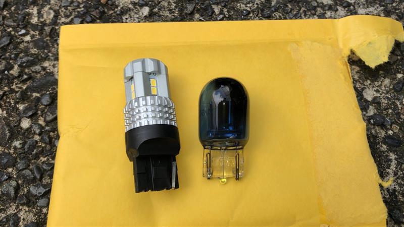 SUPAREE T20シングル球 LED LEDバックランプ・ ウインカーランプ 3020チップ12連