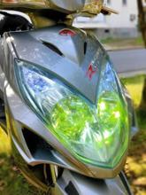 レーシング125nakobo H4  2灯の単体画像