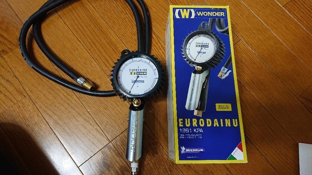 MICHELIN タイヤゲージ 1200Kpa WD-1991