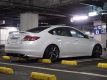 Mazda 6(海外モデル)マツダ(純正) 純正オプション リアスポイラーの単体画像