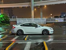 Mazda 6(海外モデル)マツダ(純正) 純正オプション リアスポイラーの全体画像