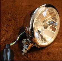 スーパーカブ スタンダード50不明 ヘッドライトの単体画像