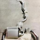 HG motorsports EGO-X(Bull-X) Catback exhaust