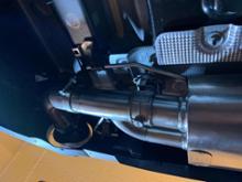 ステルヴィオRomeoferraris/RAGAZZON High-performance exhaust systemの全体画像