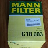 MANN FILTER C18 003