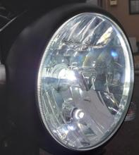 ストリートツインAUXITO LED ヘッドランプ H4の全体画像