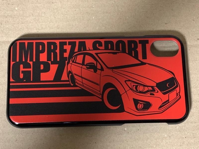 小野印房 インプレッサ スポーツ GP7 携帯ケース