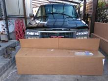 タホGM(純正) GM1200239 1994-1998 Chevrolet C/K grillの単体画像