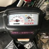 シモン 130キロスピードメーター