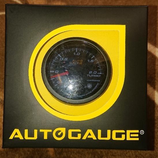 AutoGauge 430BO52(BAR)