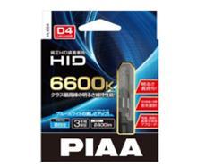 オーリスPIAA 純正交換用HID D4S 6600Kの単体画像