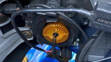 BMWR1200RSSphere Light スフィアLED RIZING H8/H11 5500Kの単体画像