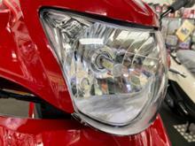 アドレス125Sphere Light バイク用LEDヘッドライト RIZING2 HS1 4500Kの全体画像