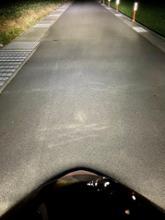 アドレス125Sphere Light バイク用LEDヘッドライト RIZING2 HS1 4500Kの単体画像