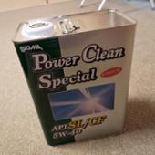シグマ / 三油化学工業 Power Clean Special 5W-40