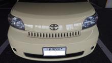 ポルテトヨタ(純正) ディスチャージ/キセノン ヘッドランプの全体画像