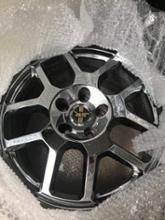 SHELBY GT500STR STR 18インチ 9.5J +50 5穴 PCD114.3 4本セット メッキの単体画像