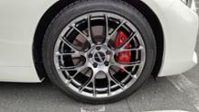 スカイラインRAYS VOLK RACING G16の単体画像