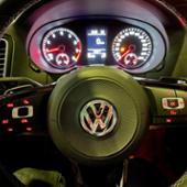 VW  / フォルクスワーゲン純正 ステアリングホイール用多機能ボタンセット