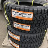 TOYO TIRES OPEN COUNTRY R/T 185/85R16